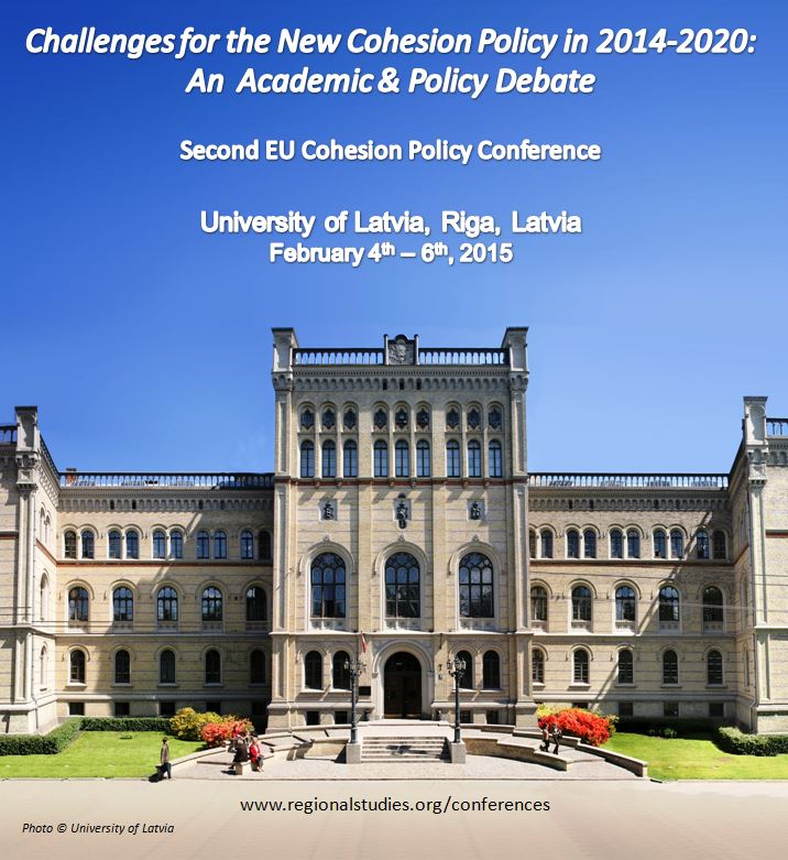 Image Challenges for the New Cohesion Policy in 2014-2020: An Academic and Policy Debate