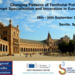 Image Changing Patterns of Territorial Policy: Smart Specialisation and Innovation in Europe