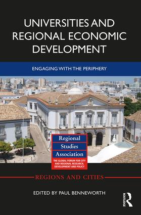 Cover of the Universities and Regional Development book